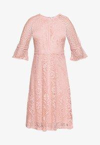 Dorothy Perkins Petite - BLUSH 3/4 SLEEVE TILLY DRESS - Juhlamekko - pink - 5