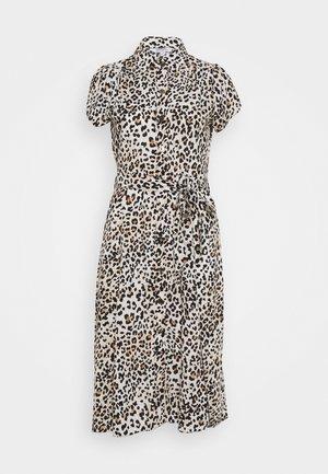 ANIMAL SHIRT - Sukienka letnia - multi