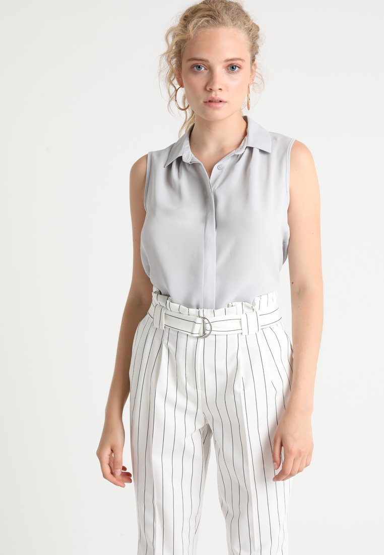 Dorothy Perkins Petite - Bluse - silver
