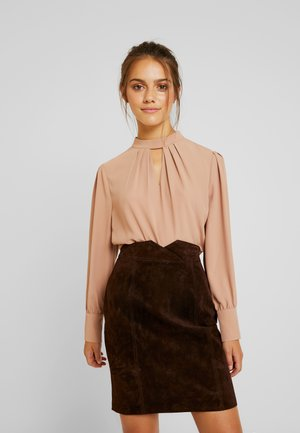FORMAL - Blouse - camel