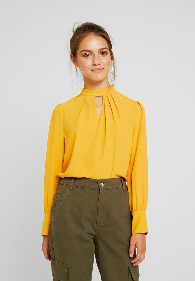 LIME HONEY FORMAL - Bluser - ochre