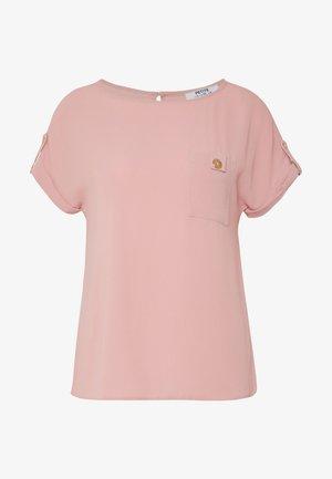 PETITES SOFT TEE - Bluse - pink