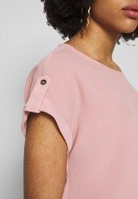Dorothy Perkins Petite - PETITES SOFT TEE - Blusa - pink - 5
