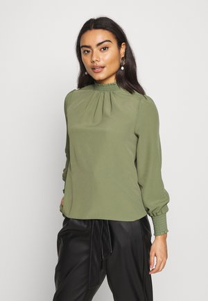 KHAKI HONEY TOP - Blouse - ivory