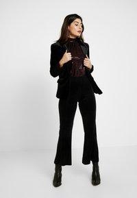 Dorothy Perkins Petite - JACKET - Blazer - black - 1