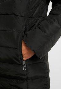 Dorothy Perkins Petite - SUSTAINABLE LONG PADDED JACKET - Short coat - black - 5