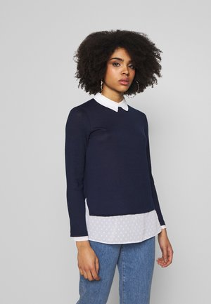 DOBBY - Jumper - navy
