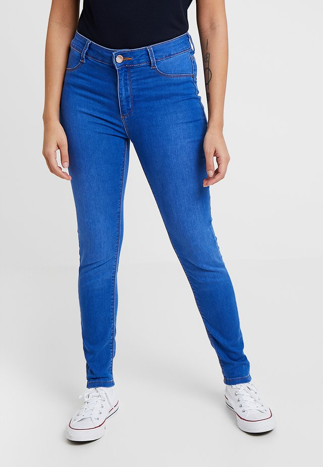 FRANKIE - Jegging - bright blue