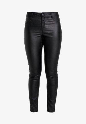 FRANKIE - Pantalones - black