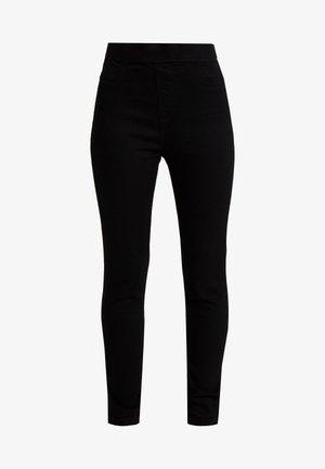 EDEN HIGH WAIST - Jeans Skinny - black