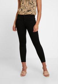 Dorothy Perkins Petite - SHAPE LIFT - Jeans Skinny Fit - black - 0