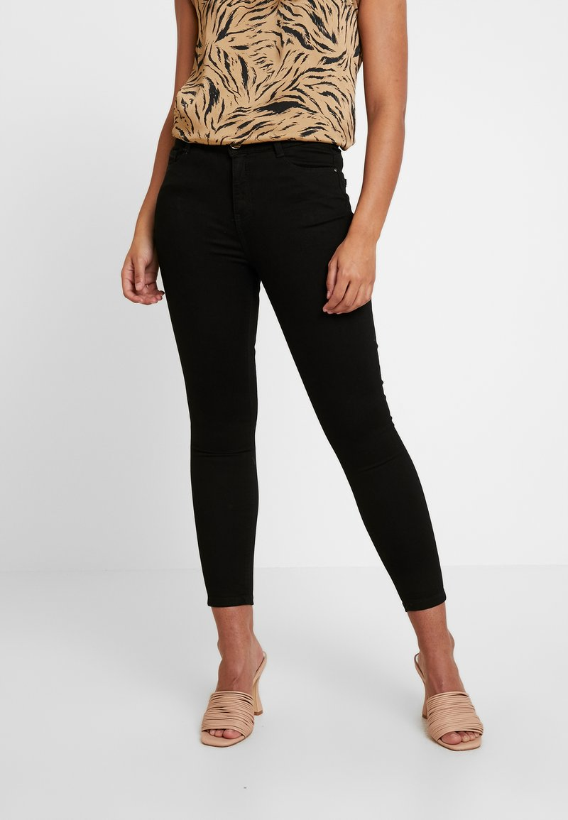 Dorothy Perkins Petite - SHAPE LIFT - Jeans Skinny Fit - black