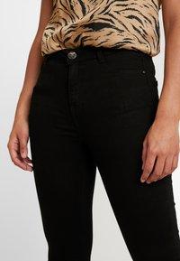 Dorothy Perkins Petite - SHAPE LIFT - Jeans Skinny Fit - black - 4