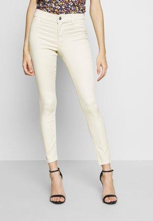FRANKIE - Pantalones - cream
