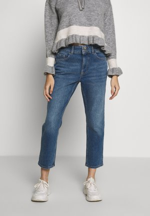 MIDWASH - Jeansy Relaxed Fit - dark blue