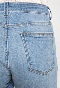 Dorothy Perkins Petite - HARPER  - Jeans Skinny Fit - light wash denim - 5