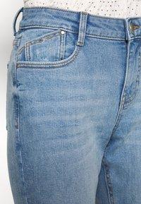 Dorothy Perkins Petite - HARPER  - Jeans Skinny Fit - light wash denim - 3