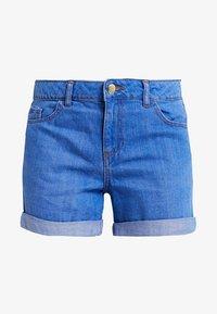 Dorothy Perkins Petite - BOY - Jeans Short / cowboy shorts - bright blue - 4