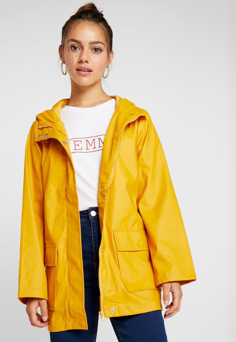 Dorothy Perkins Petite - RAINCOAT - Impermeable - sunshine yellow