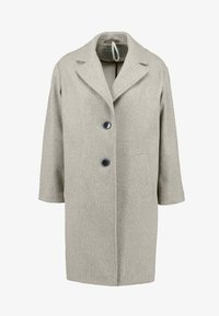 Dorothy Perkins Petite - RELAXED UNLINED - Manteau classique - grey marl - 4