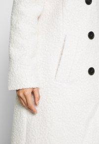Dorothy Perkins Petite - CREAM BOUCLE COAT - Zimní kabát - cream - 4
