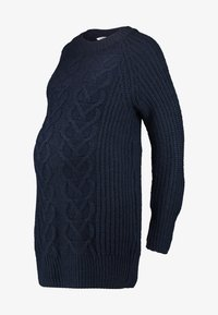 Dorothy Perkins Maternity - CABLE - Trui - navy - 4