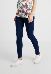 Dorothy Perkins Maternity - DARCY - Jeans Skinny Fit - indigo - 0