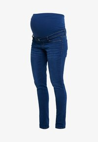Dorothy Perkins Maternity - OVERBUMP ELLIS - Jeans Skinny Fit - mid wash - 3