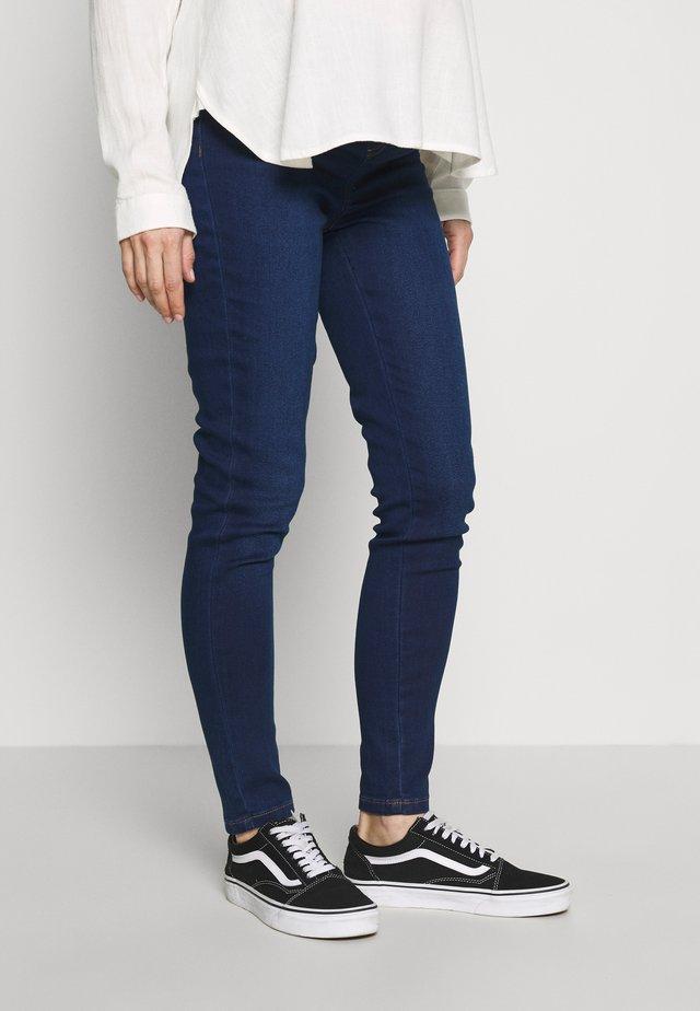 MATERNITY UNDERBUMP PREMIUM EDEN JEGGING - Jeans Slim Fit - blue
