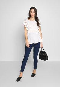 Dorothy Perkins Maternity - DARCY - Jeans Skinny Fit - indigo - 1