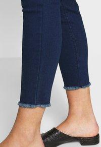 Dorothy Perkins Maternity - DARCY - Jeans Skinny Fit - indigo - 4