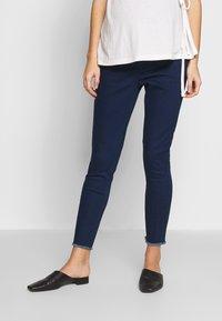 Dorothy Perkins Maternity - DARCY - Jeans Skinny Fit - indigo - 0