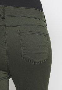 Dorothy Perkins Maternity - MATERNITY OVERBUMP EDEN JEGGING - Jeans Skinny Fit - khaki - 5