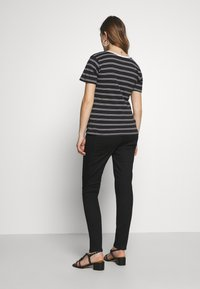 Dorothy Perkins Maternity - 2 PACK ELLIS - Jeans Skinny Fit - black/indigo - 2