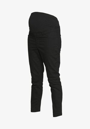OVERBUMP DARCY - Vaqueros slim fit - black
