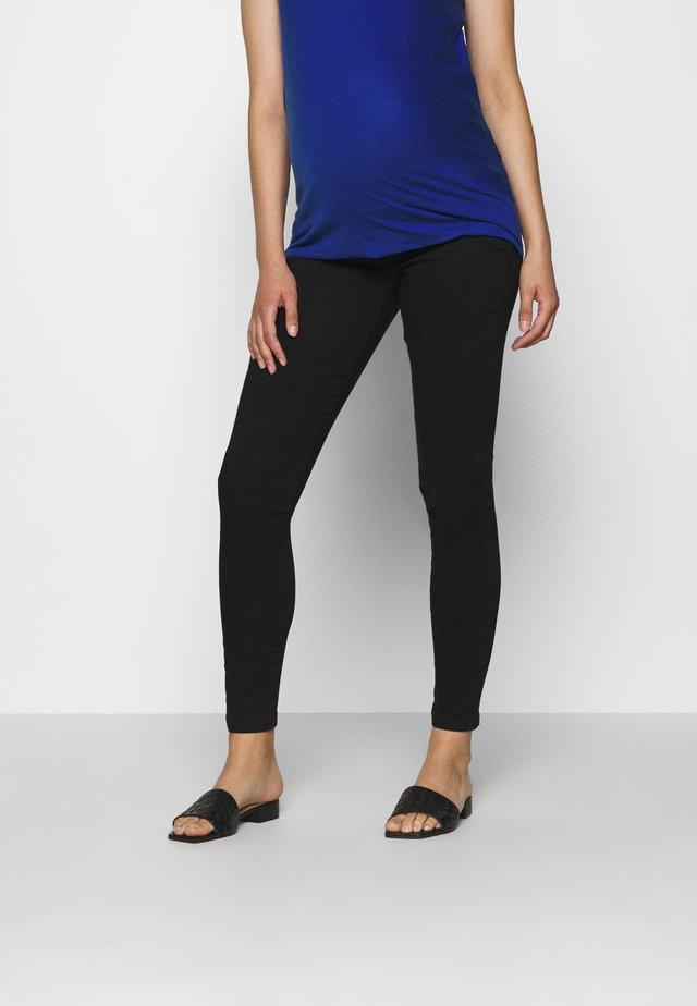 UNDERBUMP EDEN - Jeans slim fit - black