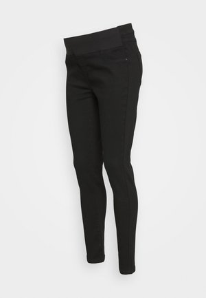 UNDERBUMP EDEN - Vaqueros slim fit - black