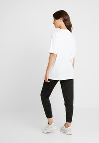 Dorothy Perkins Maternity - BRUSHED JOGGER PLAIN - Joggebukse - charcoal - 2