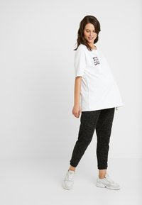 Dorothy Perkins Maternity - BRUSHED JOGGER PLAIN - Joggebukse - charcoal - 1