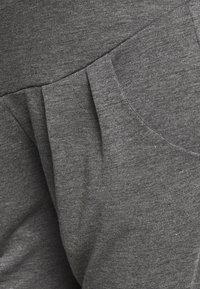 Dorothy Perkins Maternity - PLAIN JOGGER - Teplákové kalhoty - charcoal - 4