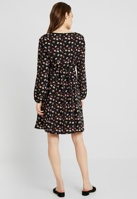 Dorothy Perkins Maternity - BUTTON DOWN TEA DRESS - Day dress - black - 2