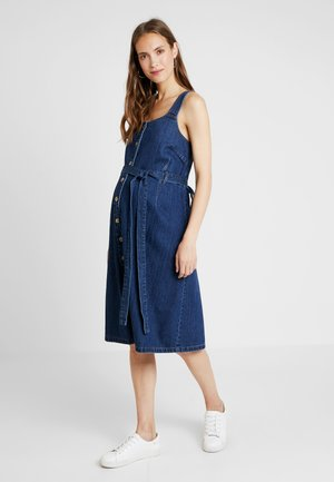 PINNY - Denim dress - midwash