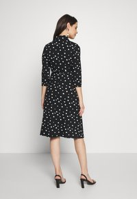Dorothy Perkins Maternity - HEART DRESS - Žerzejové šaty - black - 2