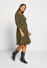 Dorothy Perkins Maternity - MATERNITY FIT  - Jersey dress - multi coloured - 0