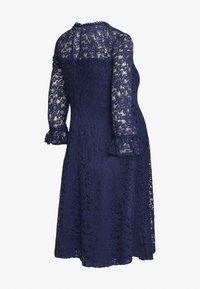 Dorothy Perkins Maternity - OCCASION DRESS - Koktejlové šaty/ šaty na párty - navy - 1