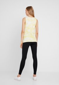 Dorothy Perkins Maternity - TIE DYE VEST - Top - sunshine yellow - 2