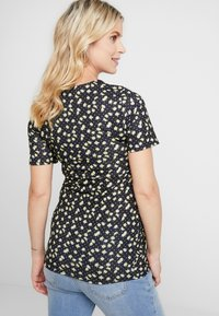Dorothy Perkins Maternity - BALLET WRAP NURSING - T-shirts print - black - 2