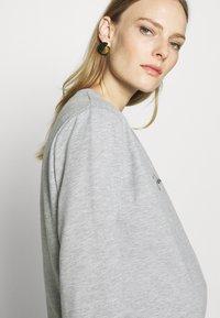 Dorothy Perkins Maternity - JADORE LOGO  - Sweater - grey - 3