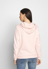 Dorothy Perkins Maternity - EMBROIDERED HOODY - Mikina - blush - 2