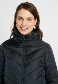 Dorothy Perkins Maternity - SUSTAINABLE LEAD IN LONG PADDED - Cappotto corto - navy - 3